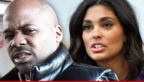 Damon Dash Sues Ex-Wife Rachel Roy -- Take My Kids, I Take Your Ass to Court ... For MILLIONS