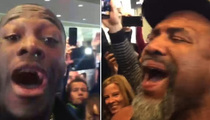 Boxing Champ Deontay Wilder -- Explodes On Shannon Briggs ... You're a Joke!