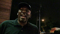 NBA's Olden Polynice -- I Dominated Martin Lawrence At Poker ... But Gave His Cash Back
