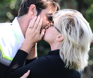 Jennie Garth Enjoys Golf With Fiance David Abrams -- See Her Engagement Ring!