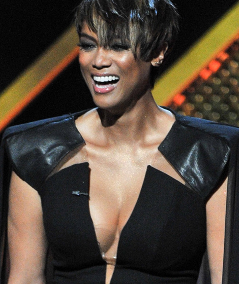 Tyra Banks Clothing Line: Tyra Banks Has Five Fierce Outfit Changes During Daytime
