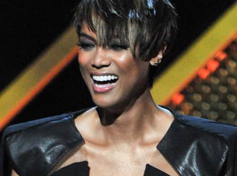 Tyra Banks Has Five Fierce Outfit Changes During Daytime Emmy Awards