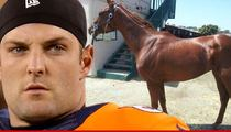 Wes Welker -- BACK IN THE RACE ... 'Undrafted' Returns to Churchill Downs