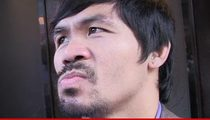 Manny Pacquiao -- My Dad Ate My Dog