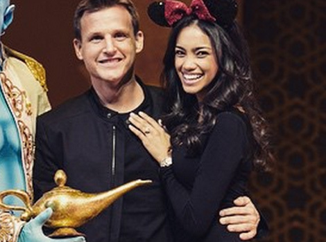 See the Massive Engagement Ring Rob Dyrdek Gave To Fiancee Bryiana Noelle Flores