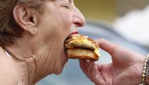 'Golden Sisters' Mary -- Gimme a Sponge Bath ... I Wanna Sell Burgers