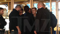 Justin Bieber -- Triggers International Incident