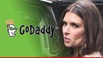 GoDaddy -- Drops Danica Patrick ... As NASCAR Sponsor