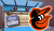 Baltimore Orioles -- Concession Employees Pissed ... Are We Getting Paid for Cancelled Games?!