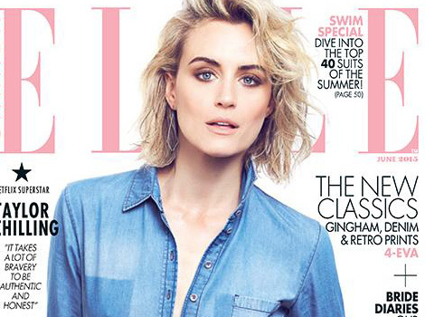 "Taylor Schilling Shades ""Kim Kardashian Culture,"" Says She Prefers to Live…"