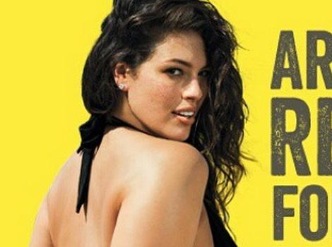Plus-Size Model Ashley Graham Takes Aim at Controversial Bikini Ads