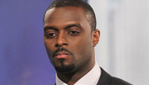 Plaxico Burress -- I'm Not a Tax Crook ... I Don't Belong In Prison