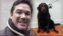 Dean Cain -- Dog Gone Astray ... Saves Pooch From Animal Pokey