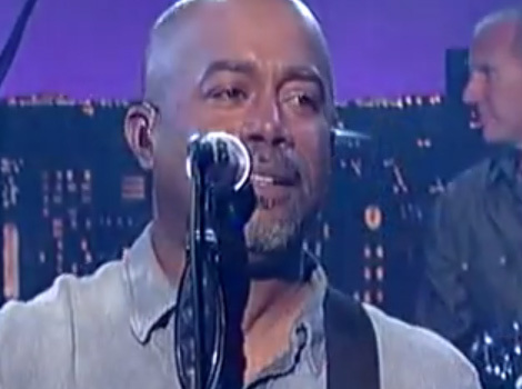 "Hootie & The Blowfish Bring Us Back To The '90s With Epic ""The Late Show""…"
