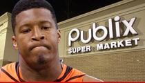 Jameis Winston -- Sponsored By Publix ... 'We Don't Hold a Grudge'