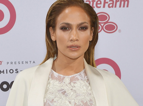 See Jennifer Lopez's Sheer, Show-Stopping Look at the Billboard Latin Music…