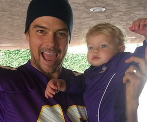 Josh Duhamel Shares Cute Video Teaching Baby Axl to Count