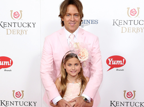 Dannielynn Birkhead Is All Grown Up at the Kentucky Derby -- See Who Else Is…
