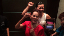 Manny Pacquiao -- Aunt Claims Fight Was Fixed (VIDEO)
