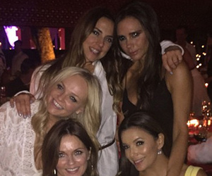 The Spice Girls Reunite For David Beckham's 40th Birthday Party -- Who Was MIA?