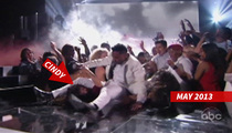 Miguel -- Ain't That a Kick in the Head! Finally Sued for Billboard Awards Short Jump