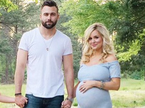 Emily Maynard Is Glowing in New Maternity Photo -- See How Big Ricki Is Now!