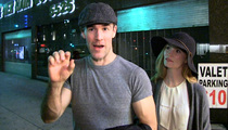 James Van Der Beek -- 'CSI Cyber' Schooled Me On Hacking (VIDEO)