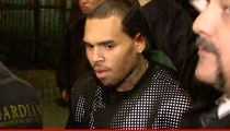 Chris Brown -- Barred From Leaving the Philippines Over Concert Dispute