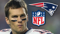 Wells Report -- Patriots, Tom Brady Cheated ... In Deflategate