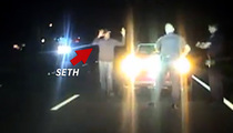 'Walking Dead' Star Seth Gilliam -- Arrest Video Partly Released ... 'Put Your Hands Where I Can See 'Em!'