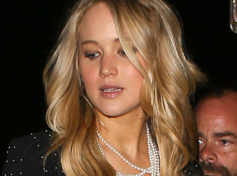 Still On? Jennifer Lawrence & Chris Martin Make Rare Appearance For Nepal Benefit