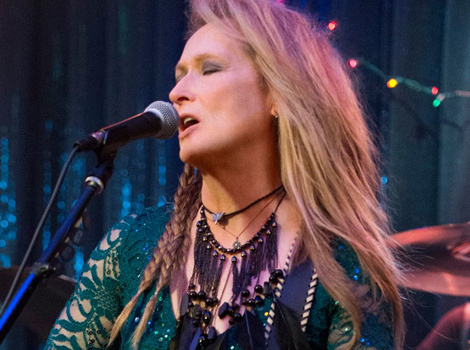"""Meryl Streep and Her Daughter Rock Out in First Trailer for """"Ricki and the…"""