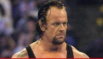 Wrestling Tragedy -- Man Kills Toddler ... Imitating 'Undertaker' Slam