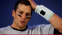 Tom Brady's High School -- We're Praying For Him