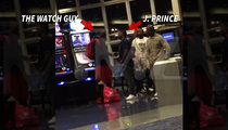 Rap-A-Lot Records J. Prince -- Rewards Las Vegas Stranger ... Thanks for Finding My $75k Watch!