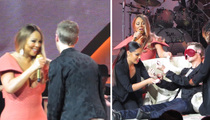 Mariah Carey -- Opens in Vegas with a Little Bondage, a Little Discipline