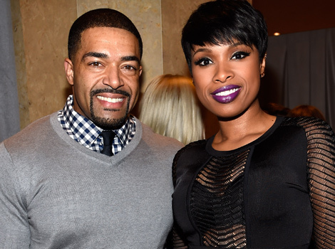 Jennifer Hudson's 5-Year-Old Son Lifts Weights With Dad David Otunga!