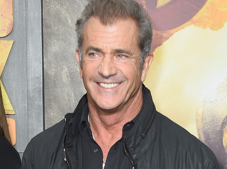 "Mel Gibson Makes Rare Red Carpet Appearance At ""Mad Max"" Premiere"