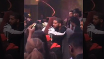 Drake and Rihanna -- We're Cool with Each Other (VIDEO)