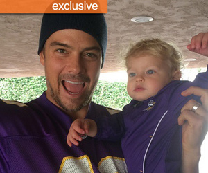 Josh Duhamel on Adorable Son Axl: As He Grows Up, I Start to See More of Me In…