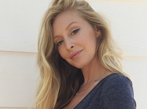 Leah Jenner Shows Off Growing Baby Bump In New Mother's Day Photo