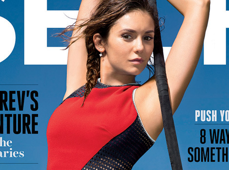 "Nina Dobrev Teases Her ""Epic"" ""Vampire Diaries"" Goodbye, Reveals What's Next"