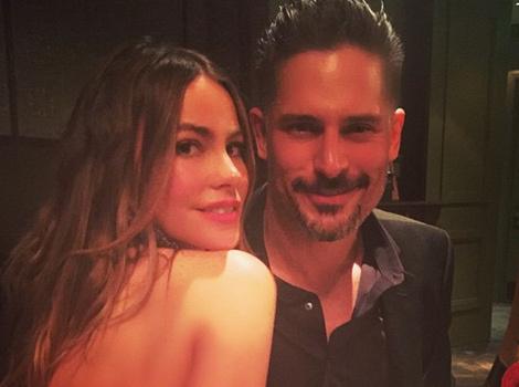 Sofia Vergara & Joe Manganiello Throw Engagement Party -- You'll Never…