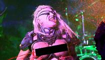 GWAR Singer Vulvatron -- Fired Over Booze ... But Swears, 'I'm No Drunk!'