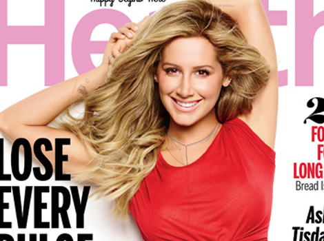 "Ashley Tisdale Shows Off Her Hot Bod, Says Her ""Main Goal"" Is To Win An Emmy"