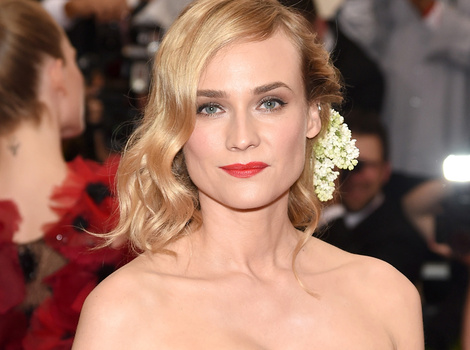 Diane Kruger Goes Topless, Shows Off Super Sexy Beach Bod