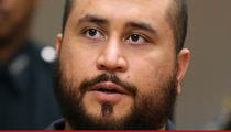 George Zimmerman -- He Threatened Me with a Gun ... Motorist Claims