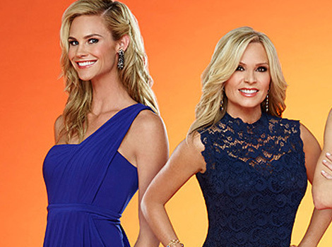 """RHOC"" Ladies Are Back: See Fake Funerals, Major Breakdowns and Topless…"