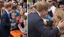 Prince Harry -- Reunited With Beloved Teacher ... 17 Years After Diana's Death