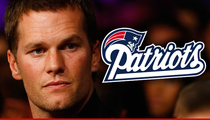 New England Pats Player -- Jimmy Will Be Ready to Go ... 'But This Is Bulls**t'